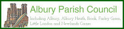 Albury Parish Council logo
